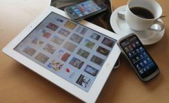 Tablet en smartphones