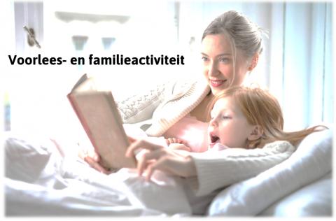 Voorlees- en familieactiviteit